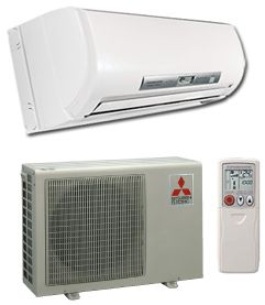 Кондиционеры Mitsubishi Electric Deluxe Inverter ZUBADAN