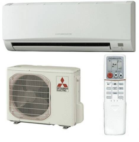 Кондиционеры Mitsubishi Electric MSZ-GE/GB/GA Standart Inverter